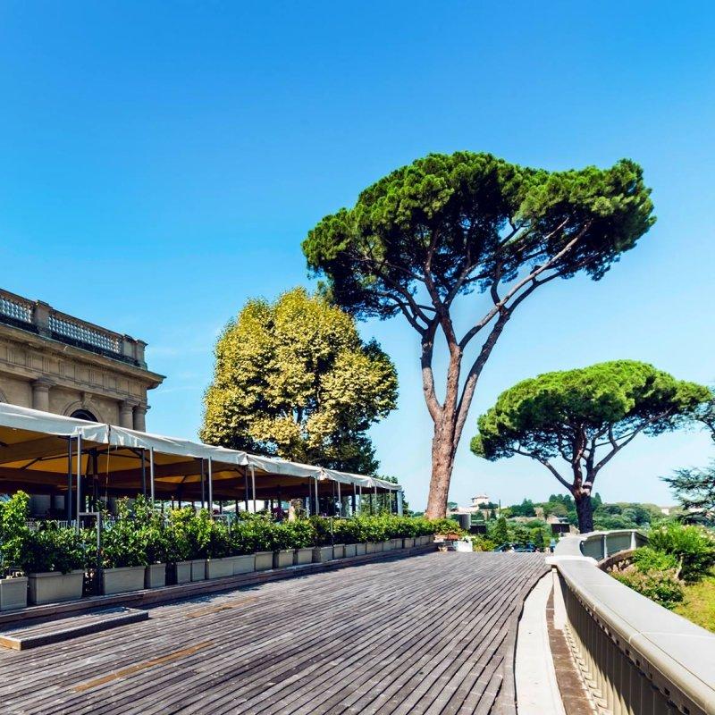 Pranzo all'aria aperta a Firenze: le location mozzafiato dove si mangia pure con gli occhi