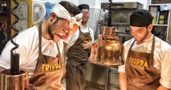 Trattorie e stelle: i ristoranti preferiti da Diego Rossi di Trippa Milano