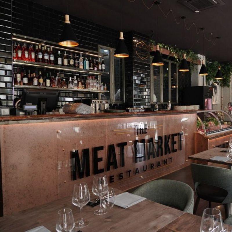 The Meat Market inaugura anche in Prati: il terzo ristorante dopo Testaccio e Nomentano