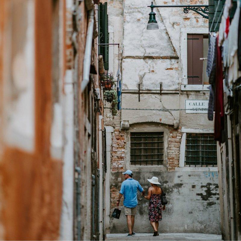 Il leone ha le corna: dove portare il tuo lui (l'altro) a Venezia