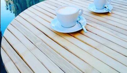 Oggi non giro le calli a bere spritz, ma caffè di quello buono. La Venezia da degustare.