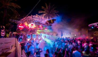 Riobo: la discoteca bella che in più balla.