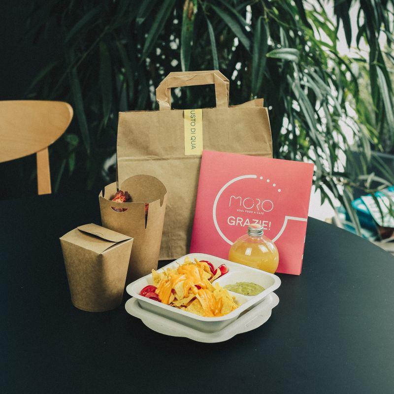 Chi ti porta il pranzo a Brescia quando sei in smart working?
