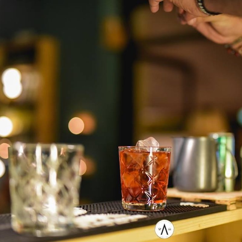 Bere un drink a Bisceglie