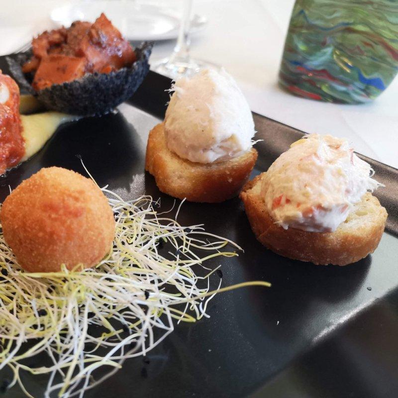 Ristorante Principessa a Venezia: cibo tradizionale con stupendo panorama!