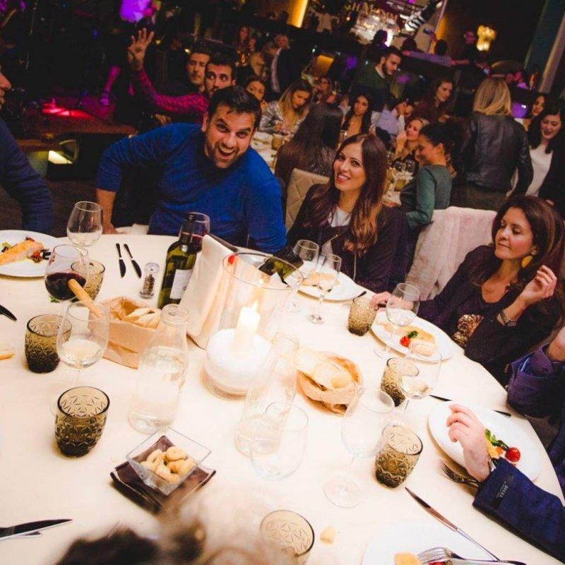 I ristoranti di Milano dove organizzare una perfetta cena aziendale di Natale a prova di capo