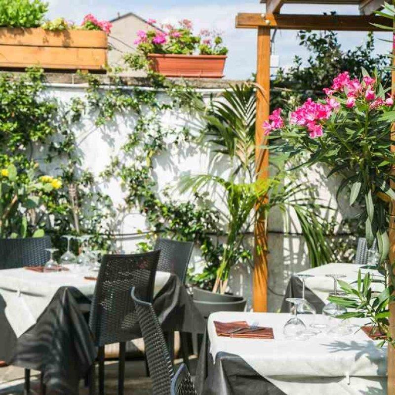 Pranzo della domenica in terrazza: ecco dove sentirsi un po' in vacanza anche Milano