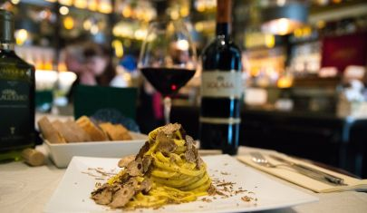 Dove mangiare il tartufo a Firenze, i ristoranti dove lo trovi dall'antipasto al dolce