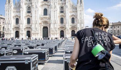 Bauli in piazza, la manifestazione nazionale del settore spettacolo ed eventi