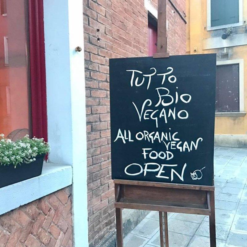 I migliori ristoranti vegetariani di Venezia sestiere per sestiere
