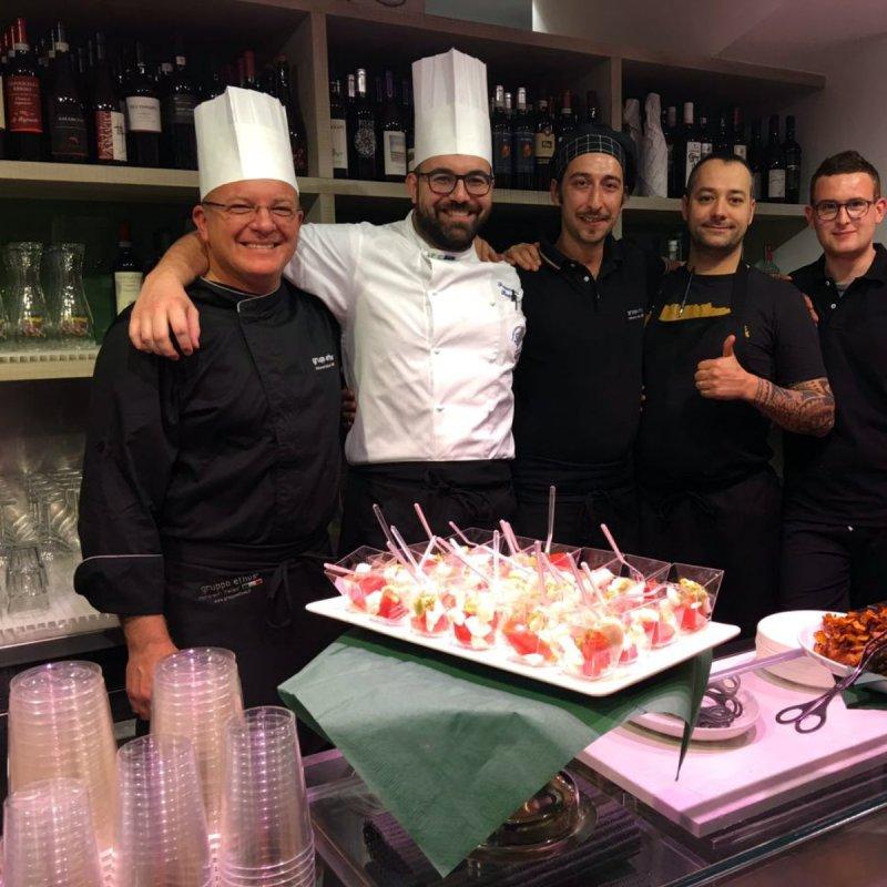 Mangiare bene ma con gusto. Ti presento Dario Caccavo, chef di Officine Italia