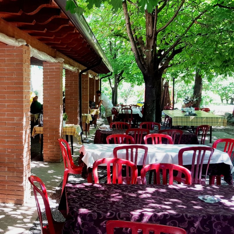 7 agriturismi dove farsi la mangiata all'aperto in Veneto