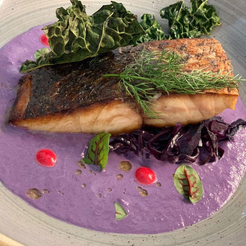 Cucina d'autore, rivisitazioni e piatti di pesce nel quartiere Trieste