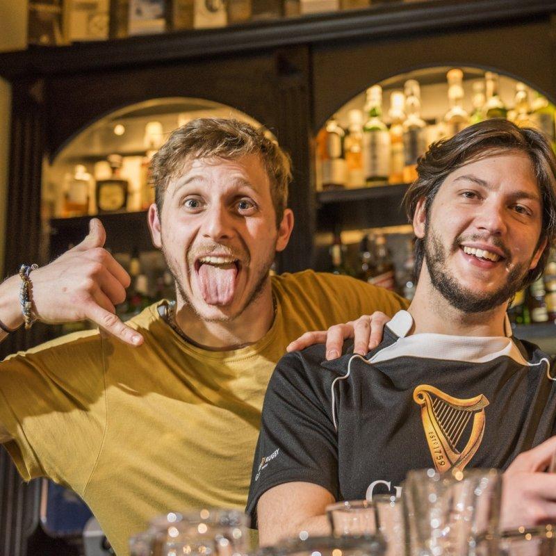 Gente di Dublino: i pub irlandesi di Firenze per una serata tra Guinness e freccette