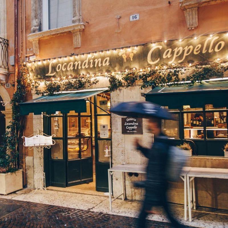 5 + 1 locali di Verona dove il pranzo è il nuovo sabato sera