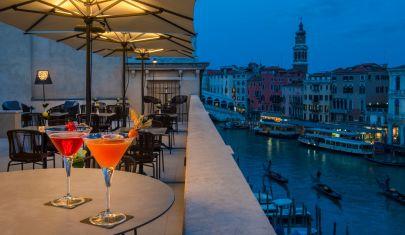 Quest'estate è ancora nostra: 5+1  aperitivi con vista spettacolare a Venezia