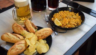 100 MONTADITOS: dove il casual food parla spagnolo
