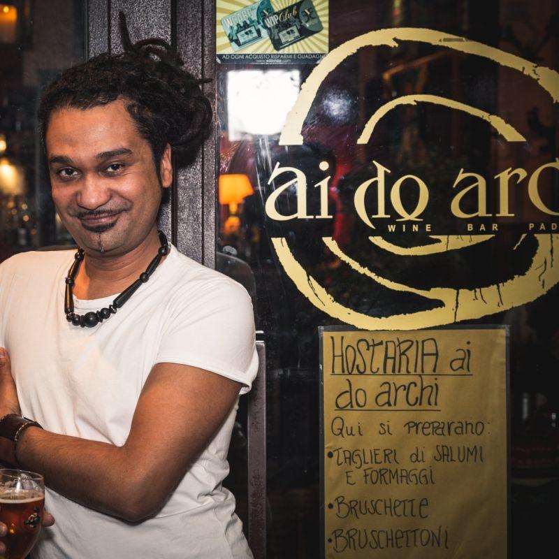 Julio e il suo sogno: fare Mojiti Ai do Archi