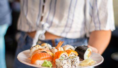 I ristoranti di Firenze dove andare per mangiare un ottimo sushi (o sashimi)