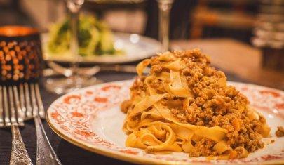 Il regno dei tortellini e della pasta fresca nel cuore di Prati, benvenuti da Zia Rilla