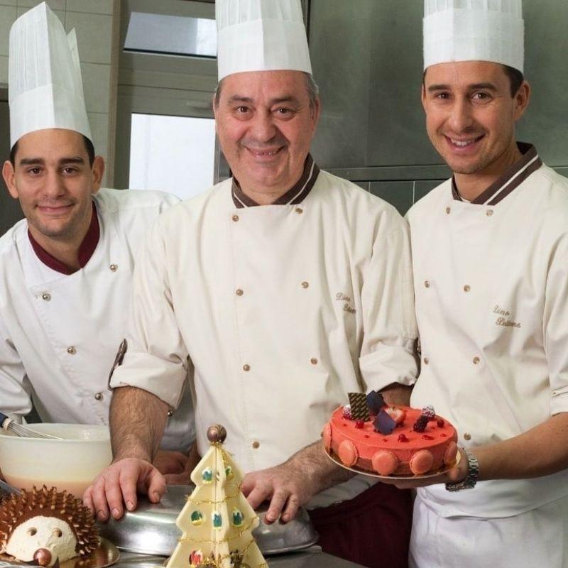 Francesco e le radici di Pasticceria Pettenò: Mestre, la famiglia, il cioccolato