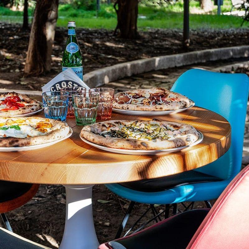 A Lecce apre Crosta, la pizzeria contemporanea