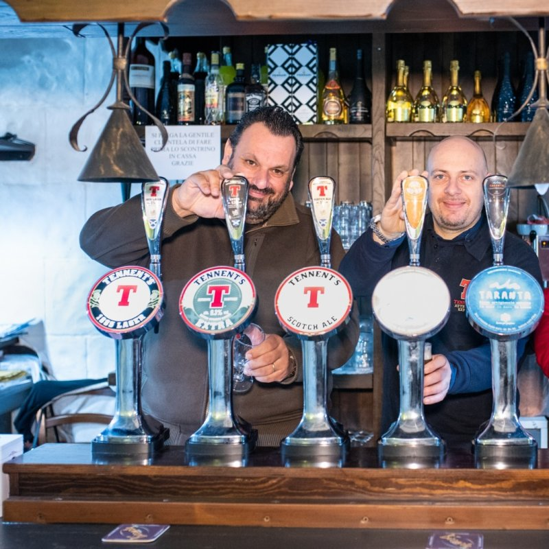 Tyche: il pub più antico di Lecce stuzzica con tante proposte di qualità