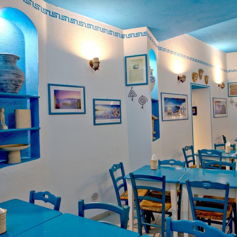 Dalla Grecia all'Italia, un mare di sapori e buon gusto