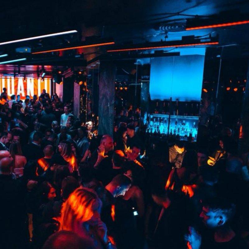La Top 6 dei club di elettronica  a Milano