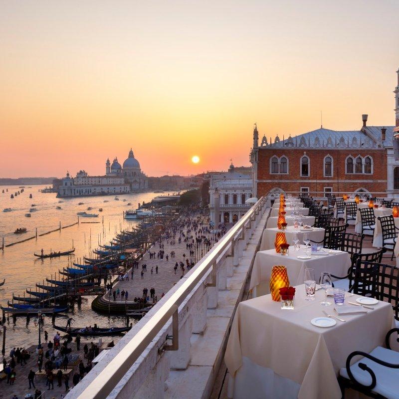 Più bella di Venezia? Solo Venezia dall'alto. Terrazze e altane dove perdere il respiro