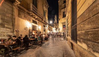 5+ 1 locali del centro storico di Lecce per concludere la serata in bellezza