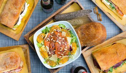 Pausa pranzo fatta come si deve a Roma: 5 idee per farci felici