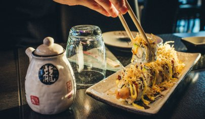 """Sushi all you can eat a Mestre: ma che si """"eat"""" ? Le specialità"""