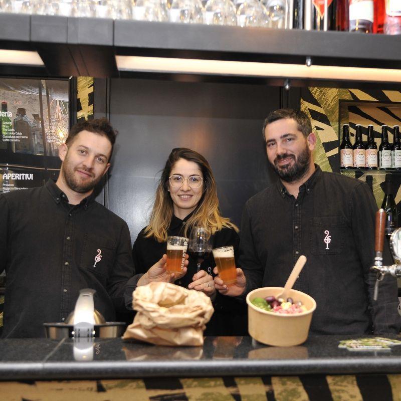 La Terrazza: Felicia, Andrea e Liviu ci raccontano del nuovo bistrot&pokebar di Mogliano