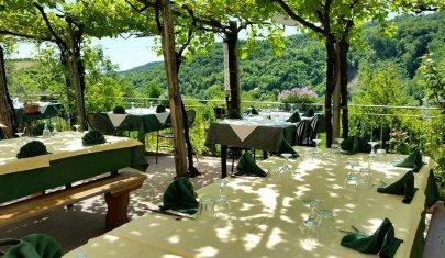 Aria fresca e niente baraonda: quanto amo cenare tra le colline del Coneglianese e dintorni