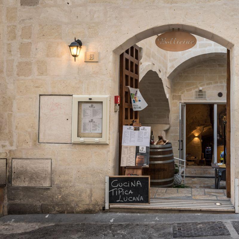 Trasformazioni e storie da raccontare: ripartire dai prodotti locali e tornare a mangiare fuori a Matera