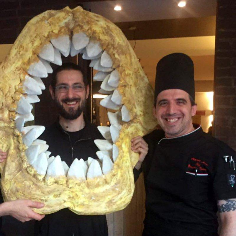 Davide Criconia di Osteria Lisca: la cucina è un affare di famiglia, ma anche il mio rifugio