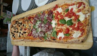 Le strepitose pizze alla pala che devi provare a Treviso e non solo