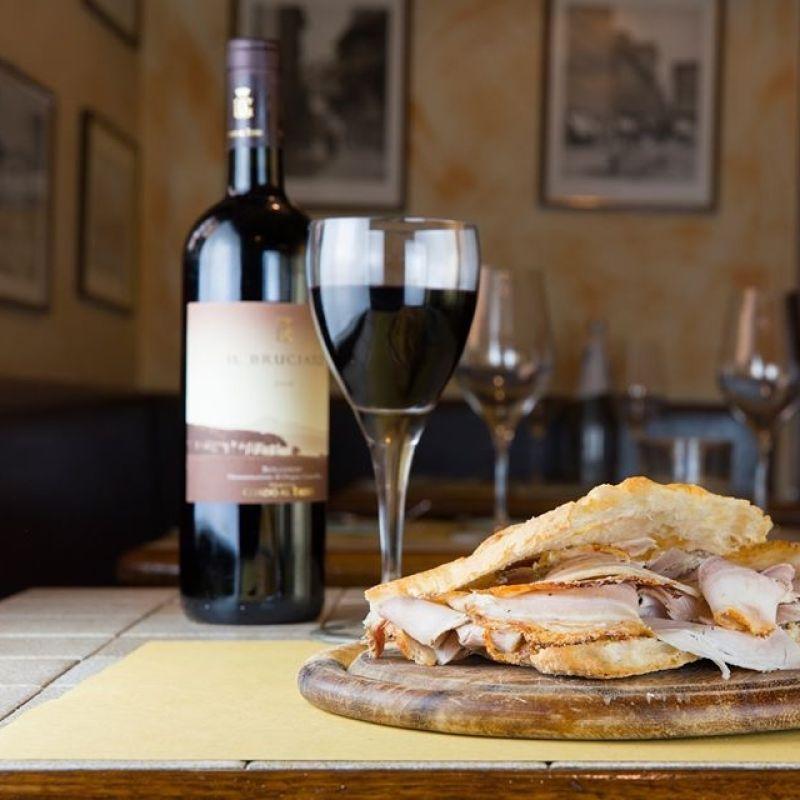 Street food delivery a Firenze ai tempi del lock down per passeggiare dalla cucina al salotto (e rewind)