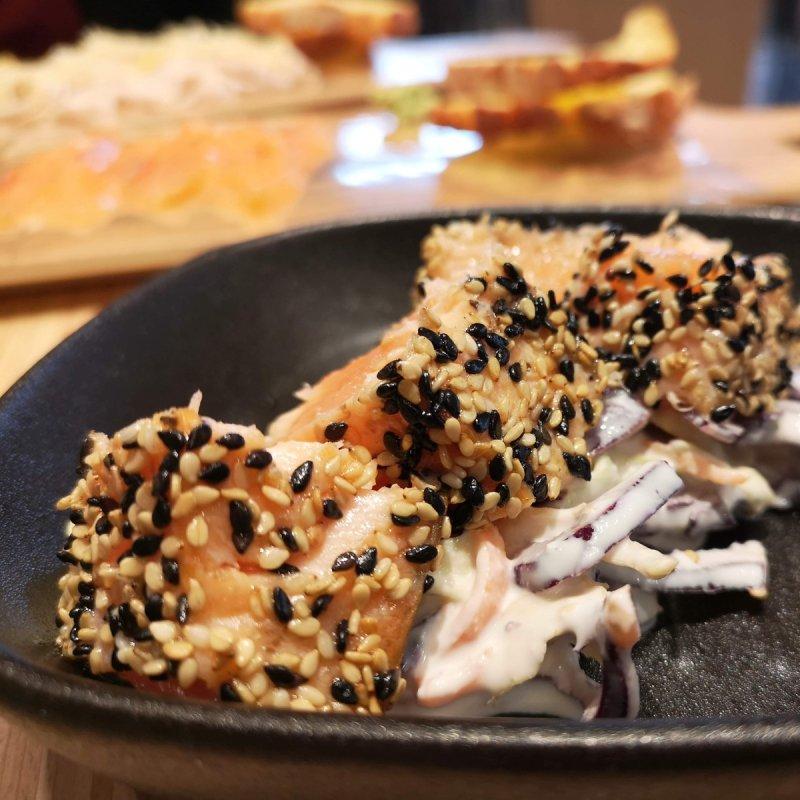 Il mio pranzo da 9Bistrot: mezze, bagel & bao a Mestre
