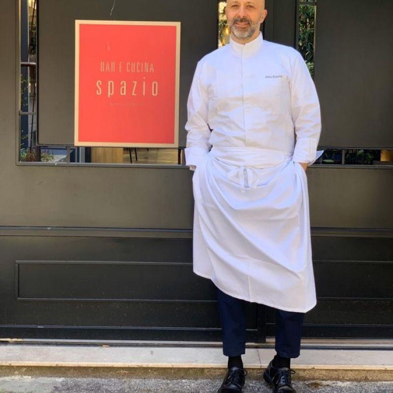 Lo chef abruzzese Niko Romito firma l'offerta gastronomica del Padiglione Italia a Expo Dubai