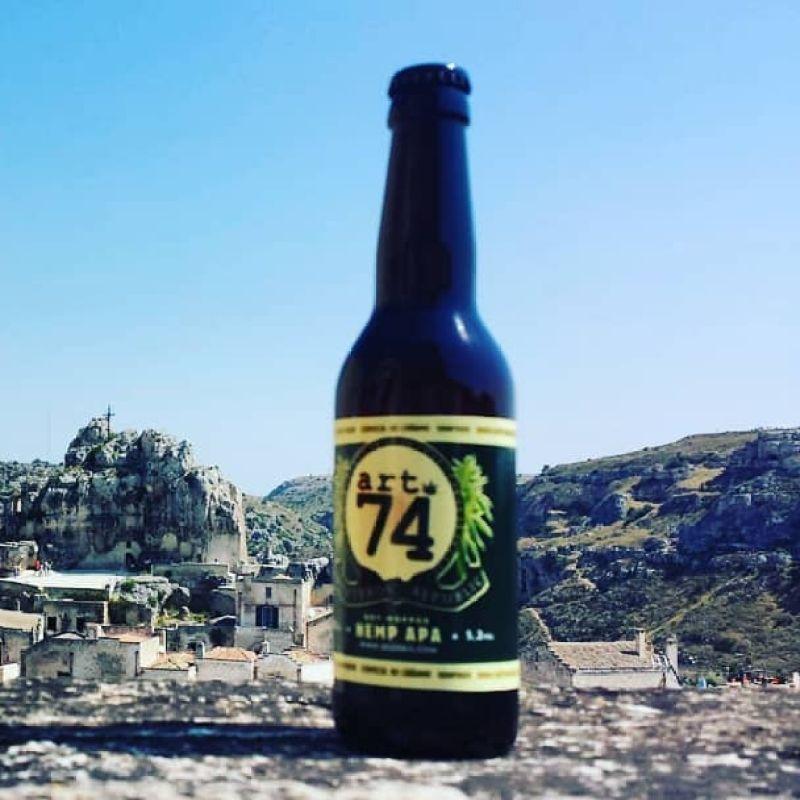 Matera alternativa: perché bersi una birra nella patria del vino