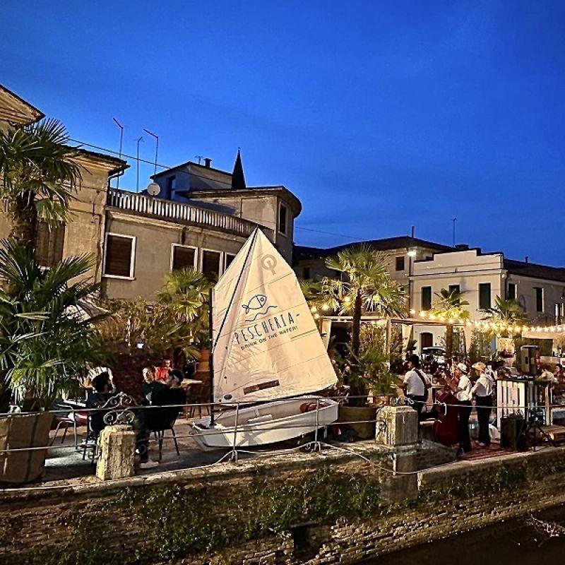 Tour di Treviso e provincia cercando i buoni ristoranti aperti ad agosto