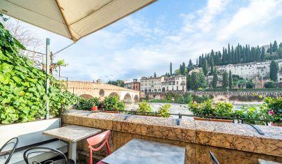 Queste 5 terrazze sono il top per godersi l'estate a Verona