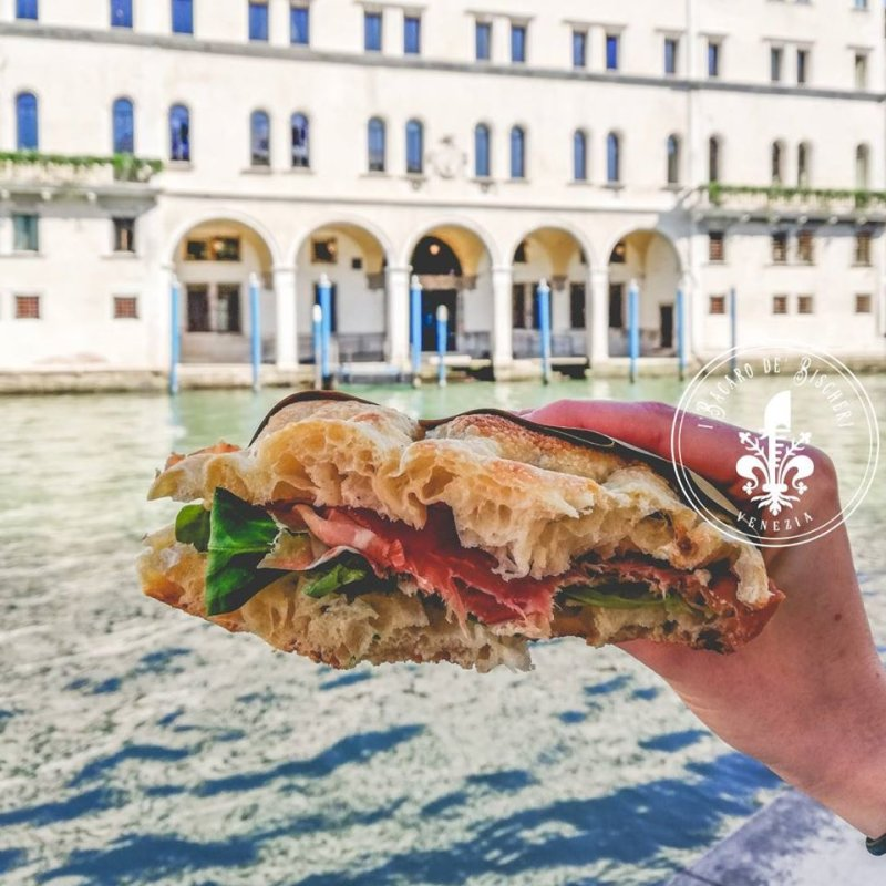 Paninazzo a Venezia: onto o gourmet, tu da che parte stai?