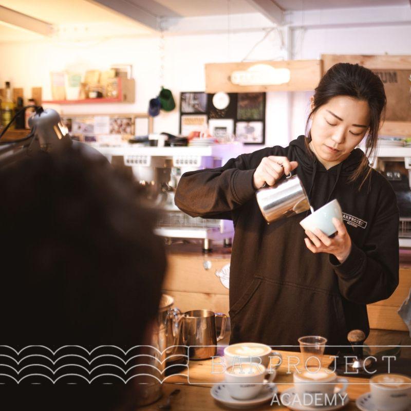 Cappuccino alla quarantena asian style e caffè allo zabaione - Bar Project