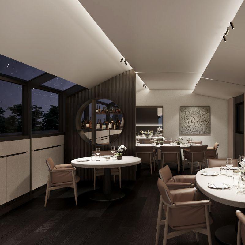 A Milano apre un nuovo ristorante di alta cucina all'ultimo piano del Museo Etrusco di Milano