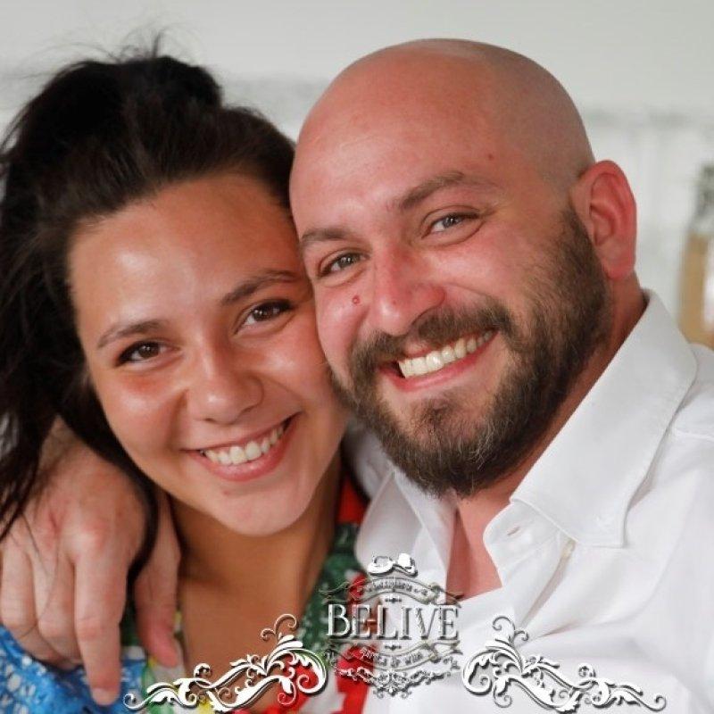 Alessandro, Luana e il loro nuovissimo Be-Live a Motta di Livenza