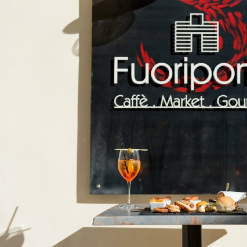 Fuoriporta: l'aperitivo gourmet.