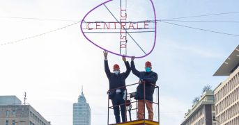 ​Centrale District non rinuncia al Natale e illumina Milano
